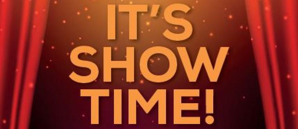 Prompt Corner: It's Showtime! - Pavilion Dance South West